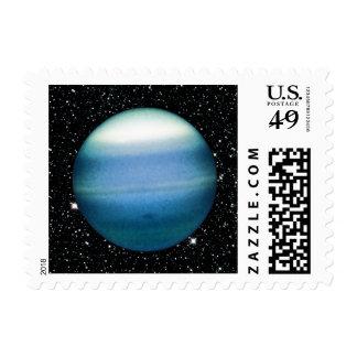 PLANET URANUS star background (solar system) ~ Postage