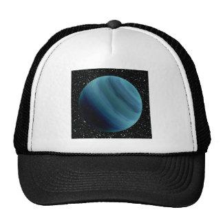 PLANET URANUS star background (solar system) ~~ Trucker Hat