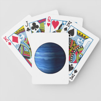 PLANET URANUS v2 (solar system) ~~ Bicycle Playing Cards