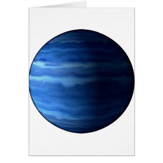 PLANET URANUS v2 (solar system) ~ Card