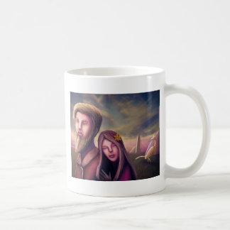 Planet Valentine Coffee Mug