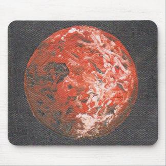 Planet Venus Mouse Pad