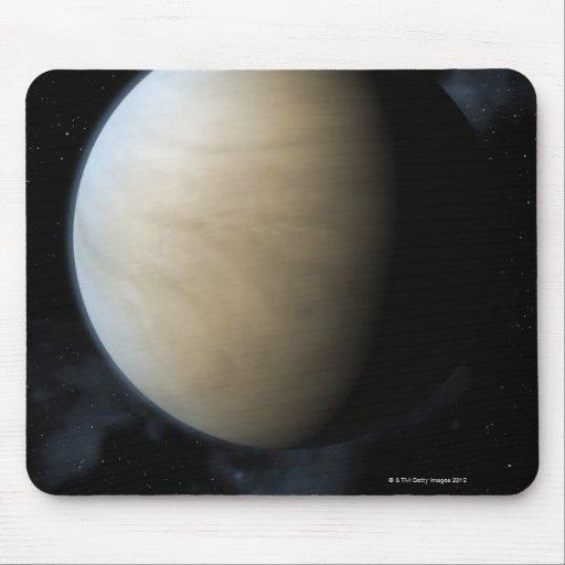 Planet Venus Mouse Pads