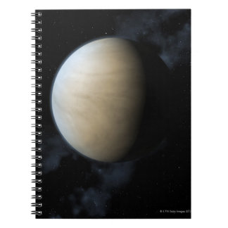 Planet Venus Notebook