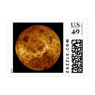 PLANET VENUS RADAR VERSION (solar system) ~.jpg Postage