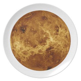 PLANET VENUS radar view (solar system) ~~~ Plates