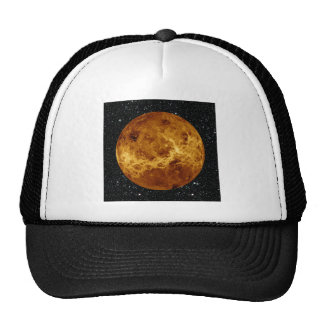 PLANET VENUS radar view star background ~ Trucker Hat