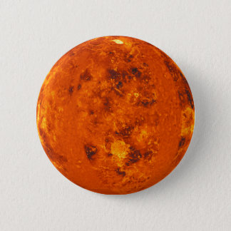 PLANET VENUS (solar system) ~ Button