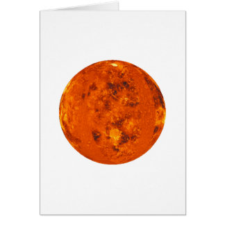 PLANET VENUS (solar system) ~ Card
