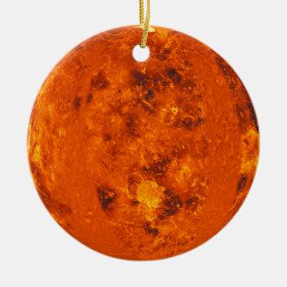 PLANET VENUS (solar system) ~ Christmas Tree Ornaments