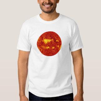 PLANET VENUS TRANSIT high definition  solor system T-Shirt