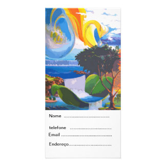 PLANET WATER by LEOMARIANO Card