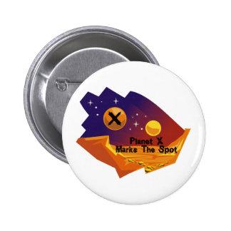 Planet X Spot Pins
