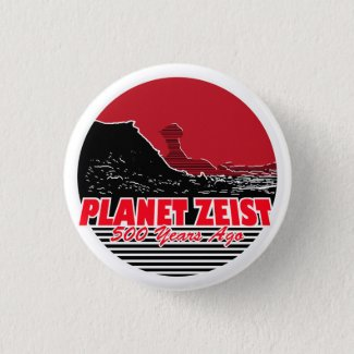 Planet Zeist 500 Years Ago pin