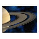 Planeta 2 de Saturn Postales