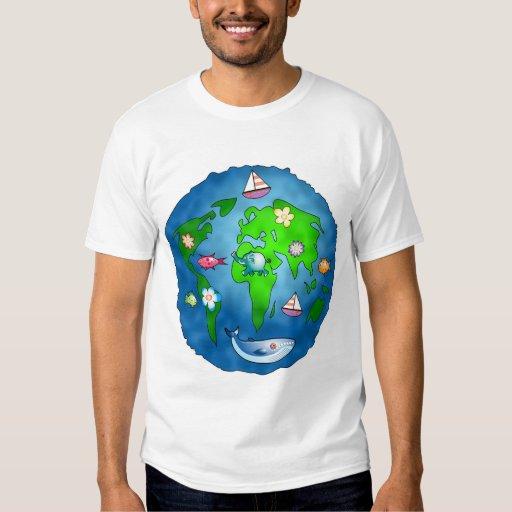 Planeta de las naturalezas playeras