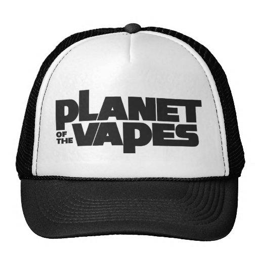 Planeta de los vapes gorra