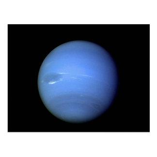 Planeta de Neptuno en nuestra Sistema Solar Postales