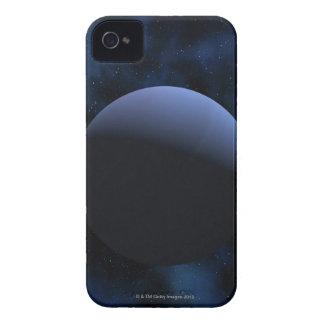 Planeta de Neptuno iPhone 4 Cárcasa