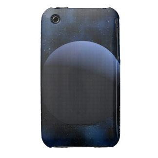 Planeta de Neptuno Case-Mate iPhone 3 Fundas