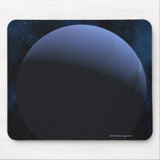 Planeta de Neptuno Alfombrillas De Ratones