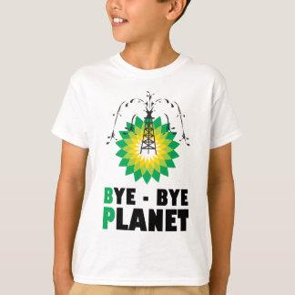 Planeta del adiós de BP Playera