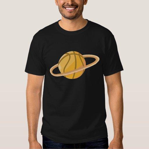 Planeta del baloncesto camisas