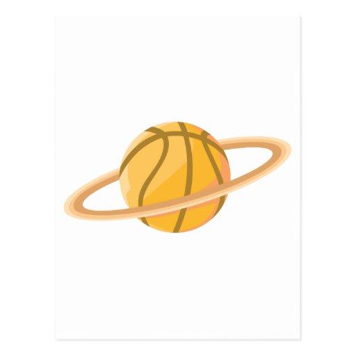Planeta del baloncesto postales