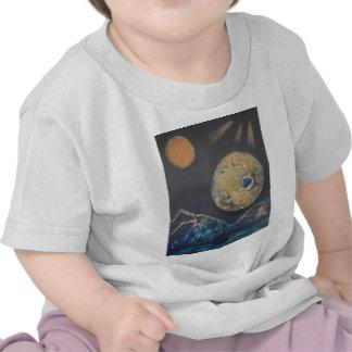 Planeta del calabozo camiseta
