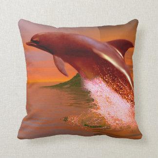 Planeta del delfín almohadas