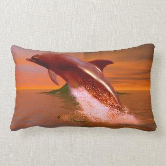 Planeta del delfín cojines