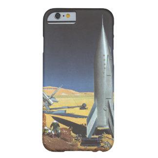 Planeta del desierto de la ciencia ficción del funda para iPhone 6 barely there