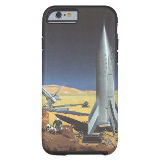 Planeta del desierto de la ciencia ficción del funda resistente iPhone 6