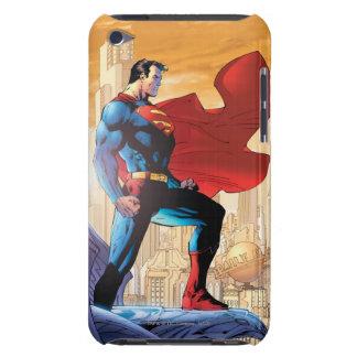 Planeta diario del superhombre iPod Case-Mate protector