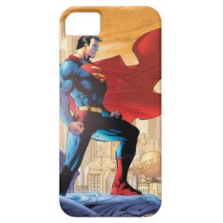 Planeta diario del superhombre iPhone 5 protector