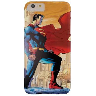 Planeta diario del superhombre funda para iPhone 6 plus barely there