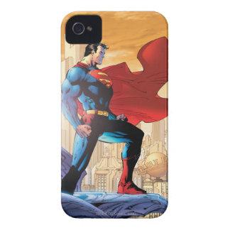 Planeta diario del superhombre iPhone 4 cobertura