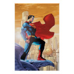 Planeta diario del superhombre posters