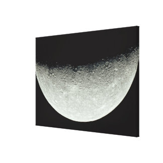 Planeta Mercury Impresión En Lienzo Estirada