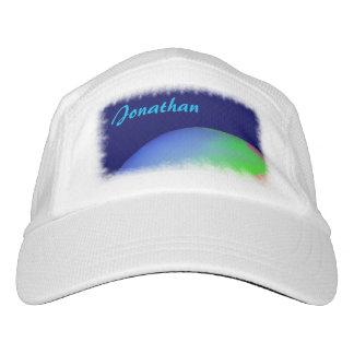 Planeta personalizado gorra de alto rendimiento