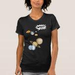 ¿Planeta Plutón WTF!? Camisetas