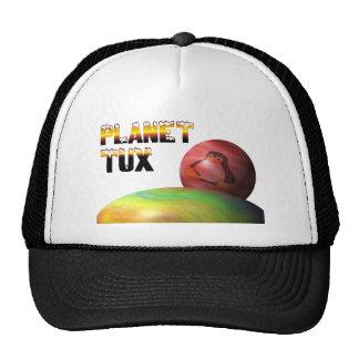 Planeta Tux Gorros