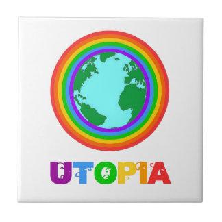 Planeta Utopia Azulejos Cerámicos