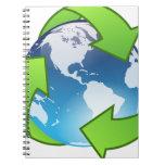 Planeta verde libros de apuntes