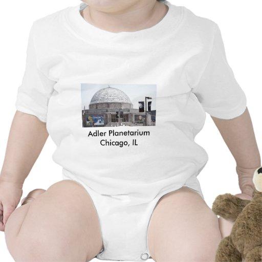 Planetario de Adler - Chicago, IL Traje De Bebé