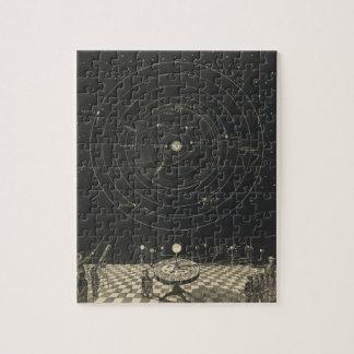 Planetario, Sistema Solar Puzzle