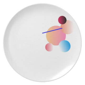 PLANETARY 5 DINNER PLATE
