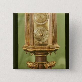 Planetary clock, completed in 1520 button