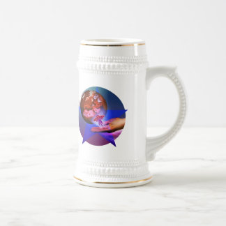 Planetary Handout 18 Oz Beer Stein