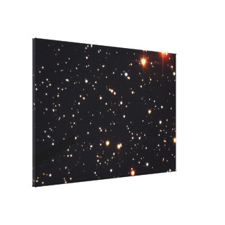 Planetary Host Star Canvas Print